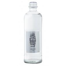 Минеральная вода LAURETANA NATURALE 0,33л Pininfarina PRECIOUS негазированная (стекло)