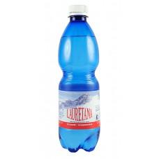 Вода LAURETANA FRIZZANTE 0.5 л газированная (ПЭТ 6шт)