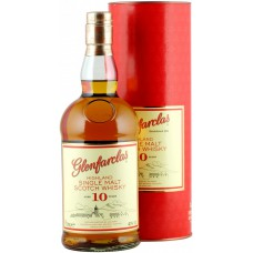 Виски Glenfarclas 10 years, In Tube, 700 мл
