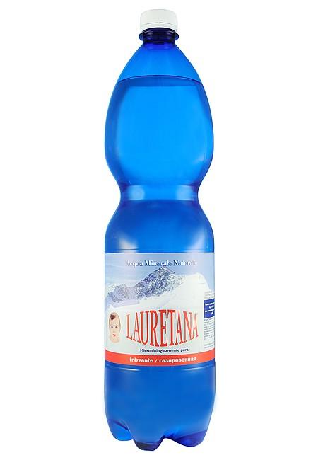 """Вода """"Lauretana"""" Liev.Frizzante, PET, 1500 мл (6шт)"""