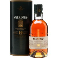 "Aberlour Sherry Cask Виски ""Aberlour"" 16 Years Old Double Cask, in tube, 0.7 л"