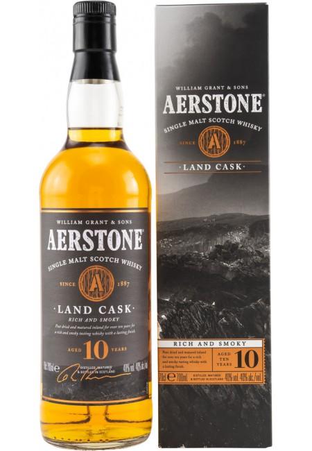 "Виски ""Aerstone"" Land Cask, gift box, 0.7 л"