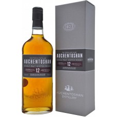 Виски Auchentoshan 12 Years Old, gift box, 700 мл
