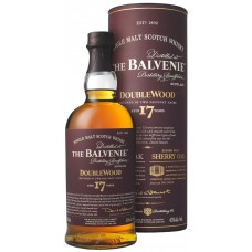 "Виски ""Balvenie"" Doublewood 17 Years Old, in tube, 0.7 л"