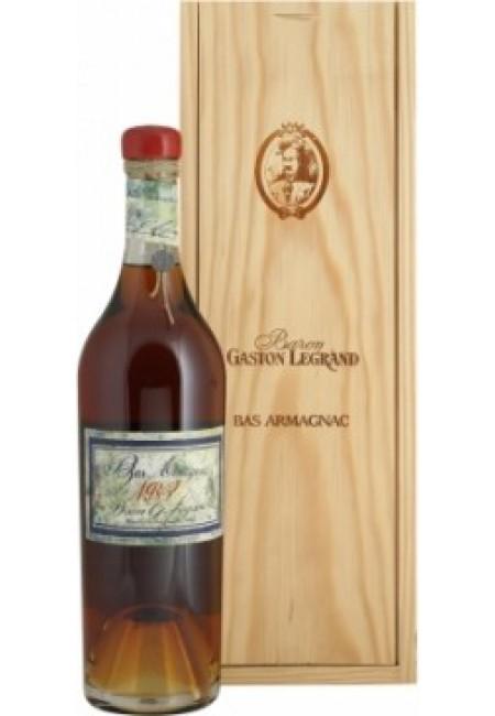 Арманьяк Baron G. Legrand 1987 Bas Armagnac, 700 мл
