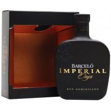 """Ром Ron Barcelo, """"Imperial"""" Onyx, gift box, 0.7 л"""