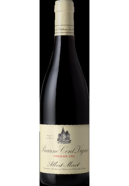 """Вино Beaune """"Cent-Vignes""""1 Cru  AOC, 2006"""