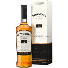 "Виски ""Bowmore"" 12 Years Old, in gift box, 0.7 л"