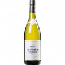 Вино Bourgogne blanc, Domaine Michlot Meursault, AOC 2015