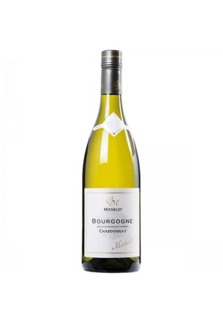 Вино Bourgogne Chardonay, Domaine Michlot , AOC 2016