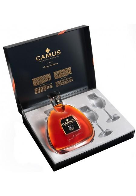 Коньяк Camus XO wiht 2 glasses, 700ml