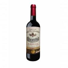 Вино Haute  Brande Bordeaux  AOC , 2012