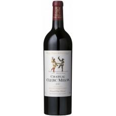 Вино Сhateau Clerc Milon Grand Cru Classе Pauillac AOC 2010