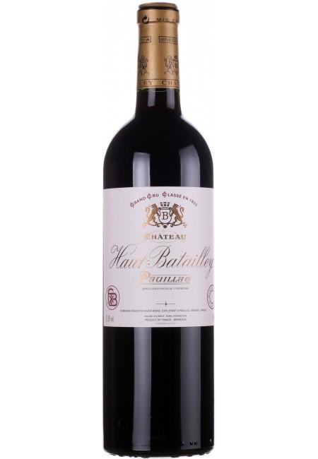 Вино Chateau Haut-Batailley, Pauillac   5-eme Grand Cru Classe, AOC  2013