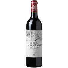 Вино Chateau Hautes Graves Beaulieu, Pomerol AOP, 2011