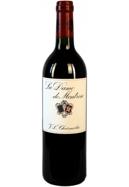 Вино  La Dame de Montrose, Saint-Estephe AOC, 2013