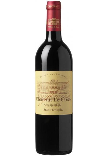 Вино Chateau Le Crock Saint-Estephe Cru Bourgeois AOC , 2011