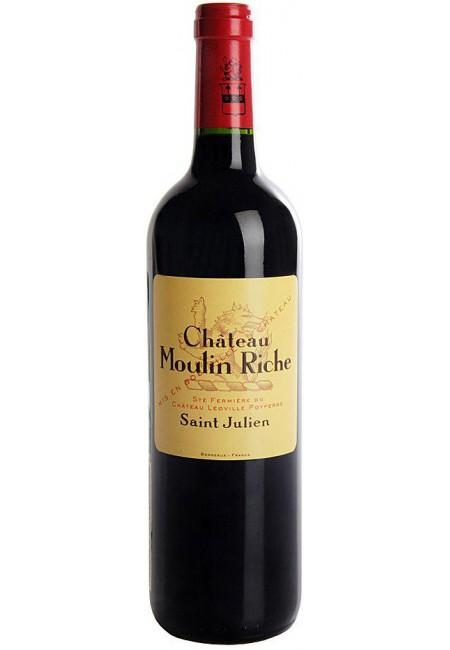 Вино Chateau Moulin Riche, Saint-Julien AOC, 2010