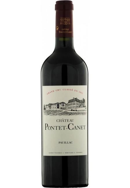 Вино Chateau Ponte-Canet 5-eme Cru Classe.AOC 2013