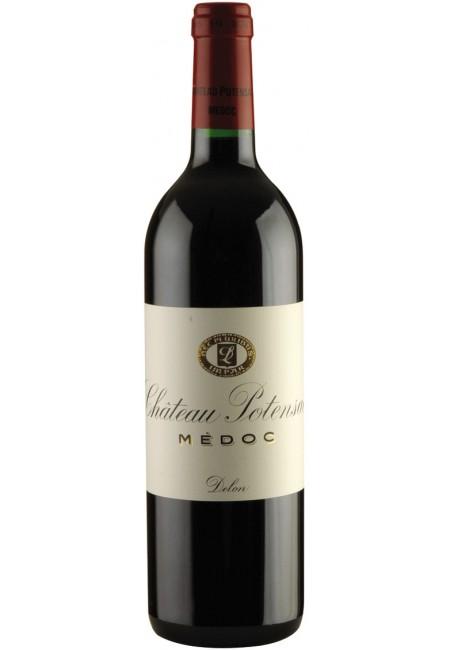 Вино Chateau Potensac Medoc  Cru  Bourgeois  AOC,   2013