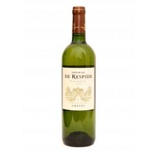 Вино Chateau De Respide Classic Blanc Graves  AOC, 2018