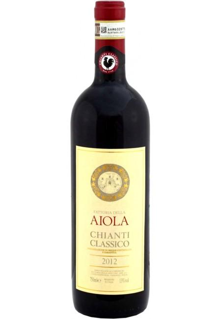 Вино Fattoria della Aiola, Chianti Classico DOCG, 2016