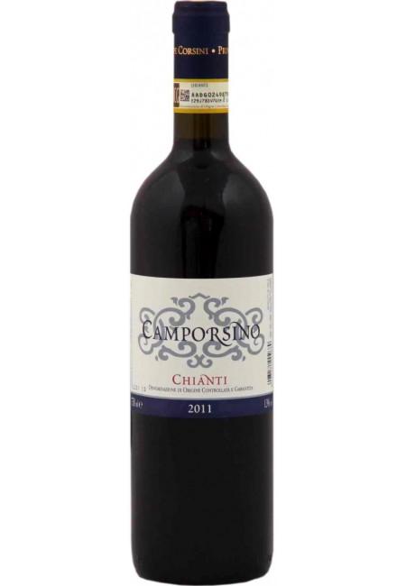 Вино Le Corti, Camporsino, Chianti DOCG, 2015