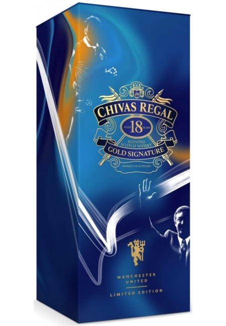"""Виски """"Chivas Regal"""" 18 years old, with box, 0.7 л"""