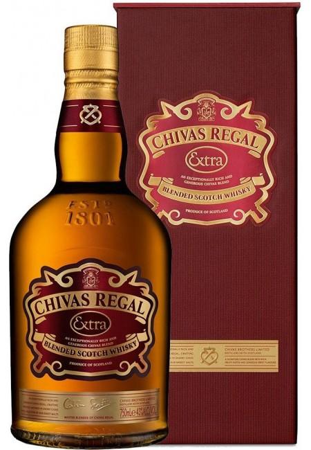 "Виски Виски ""Chivas Regal"" Extra, gift box, 0.7 л"