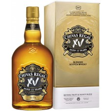 "Виски ""Chivas Regal"" XV, gift box, 0.7 л"