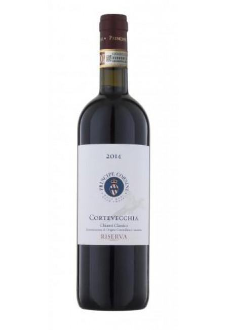 Вино Cortevecchia Chianti Classico Riserva DOCG 2014