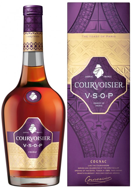 Коньяк Courvoisier VSOP, with box, 700 мл