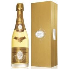 """Шампанское """"Cristal"""" AOC, 2007, gift box"""