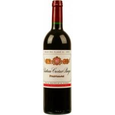 Вино Chateau Croizet-Bages 5-me Grand Cru Classe, Pauiliac  AOC  2013
