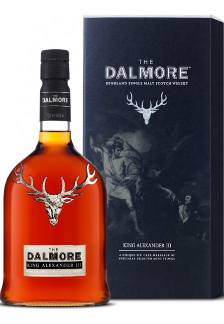 "Виски Виски ""Dalmore"" 18 Years Old, gift box, 0.7 л"