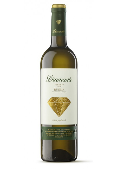 "Вино"" DIAMANTE "" Verdejo DO Rueda, 2019"