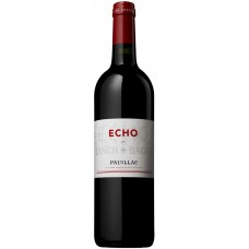 "Вино ""Echo de Lynch Bages"", Pauillac AOC, 2012"