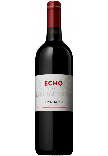 "Вино ""Echo de Lynch Bages"", Pauillac AOC, 2012"