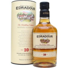 "Виски Виски ""Edradour"" 10 Years Old, gift box, 0.7 л"