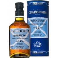"Виски Edradour, ""Caledonia"" 12 years old, In Tube, 0.7 л"