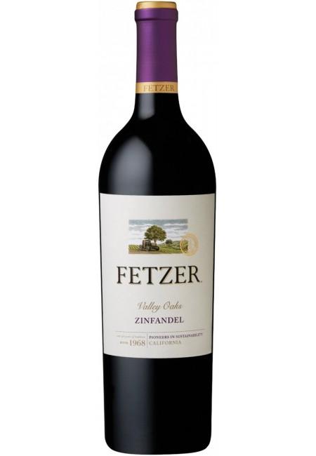 Вино Fetzer, Zinfandel, Valley Oaks, 2018