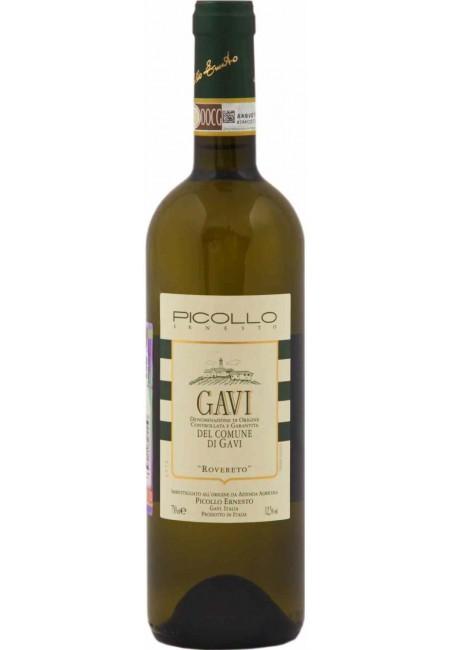"""Вино Gavi del Comune di Gavi """"Rovereto"""" DOCG, 2016"""