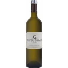 """Вино Le """"G"""" de Chateau Guiraud, Bordeaux Blanc Sec, 2016"""