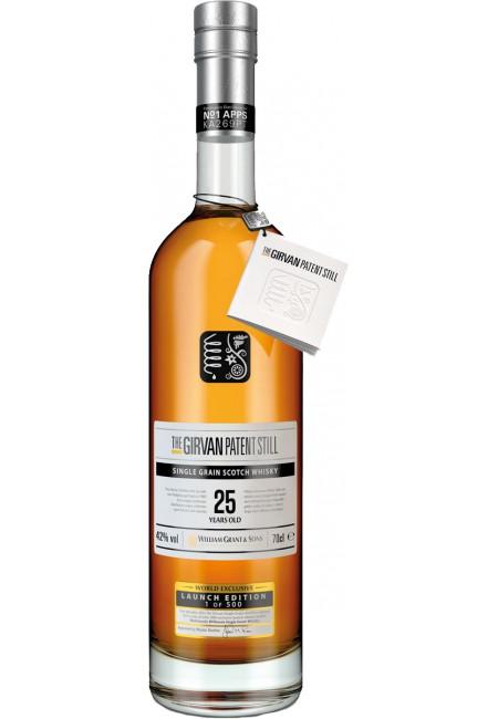 "Виски ""Girvan Patent Still"" 25 years old, 0.7 л"