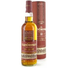 Виски Glendronach Original 12 years old, in Tube, 0.7 л