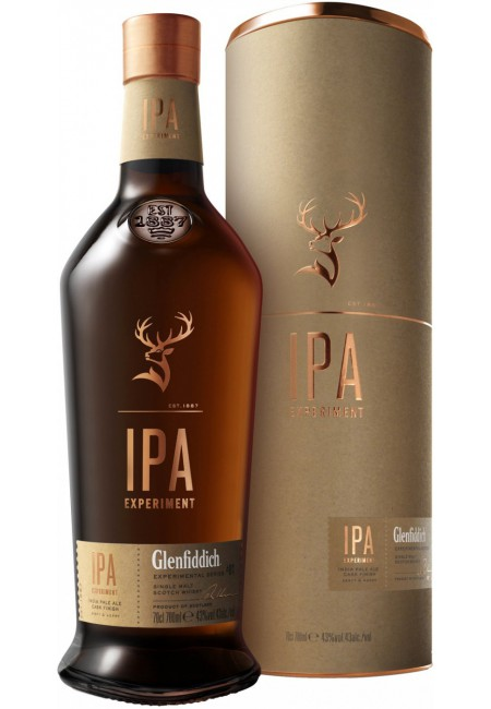 Виски Glenfiddich, Experimental Series IPA, in tube, 0.7 L