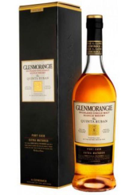Виски Glenmorangie The Quinta Ruban in gift box, 700 мл