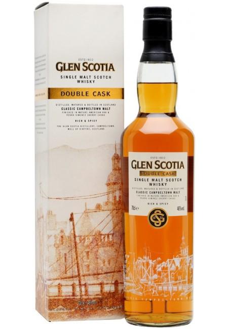 "Виски  Glen Scotia ""Double Cask"", gift box, 0.7 л"