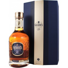 "Виски ""Grant's"" 25 Years Old, gift box, 0.7 л"