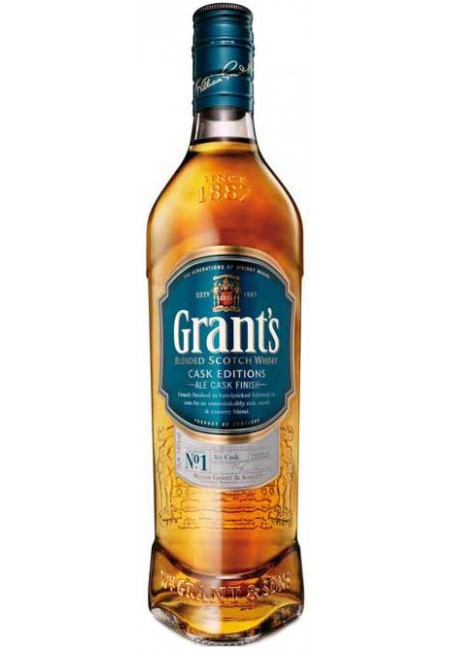 Виски Grant's Ale Cask Finish, 0.75 л